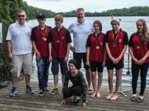 05.07.2014 Freiwasserwettkampf Düren-Gürzenich