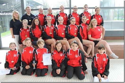 Team FS bochum NRW AKM 2014
