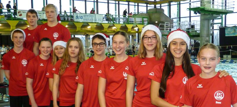 Frohe Weihnachten 2014 Bild  1 von 1. Freie Schwimmer Bochum 1919 e V    Internetseite von unserem